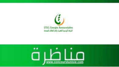 Photo of الشركة التونسية للكهرباء والغاز للطاقات المتجددة تفتح مناظرة خارجية للإنتداب
